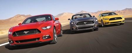 Comienza la producción en serie del 2015 Ford Mustang