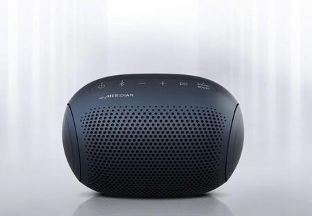 Este altavoz inalámbrico se controla con la voz y hoy está a su precio mínimo en Amazon: LG XBOOM Go PL2 por 29 euros