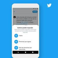 La opción de limitar quién puede responder a nuestros tuits llega por fin a todos los usuarios