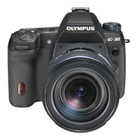 Olympus E-30, nuevo firmware 1.1
