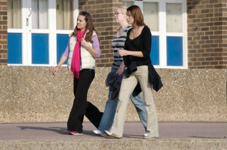 Cinco errores que podemos cometer al caminar