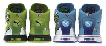 Puma Mid por Bodé