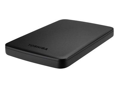 El Toshiba Canvio Basiscs de 500 Gb, esta mañana en Mediamarkt por sólo 39,95 euros