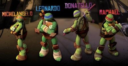 Las Tortugas Ninja cumplen 30 años y lo celebran con una nueva película y una nueva serie en Clan