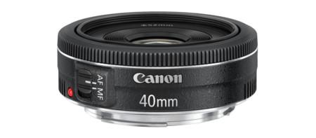7 Canon 40mm