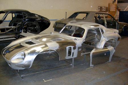 Superperformance Shelby Daytona Coupe de aluminio
