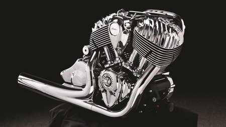 Motor Indian Thunder Stroke 111