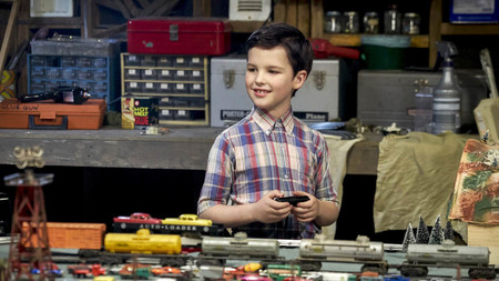 Young sheldon 2
