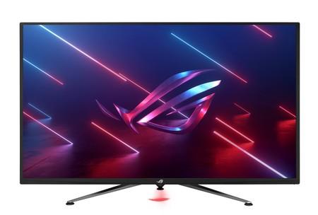 ASUS anuncia el primer monitor con HDMI 2.1 antes de la llegada de hardware que lo soporte o las nuevas PS5 y Xbox Series X