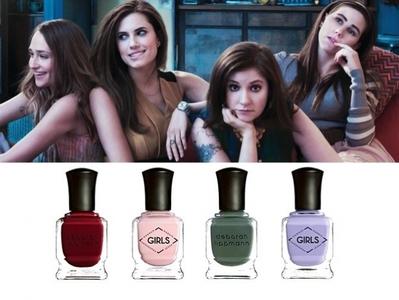 La serie Girls también inspira a nuestras uñas con Deborah Lippmann