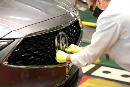 Acura MDX 2022 inicia producción en la planta de East Liberty en Ohio