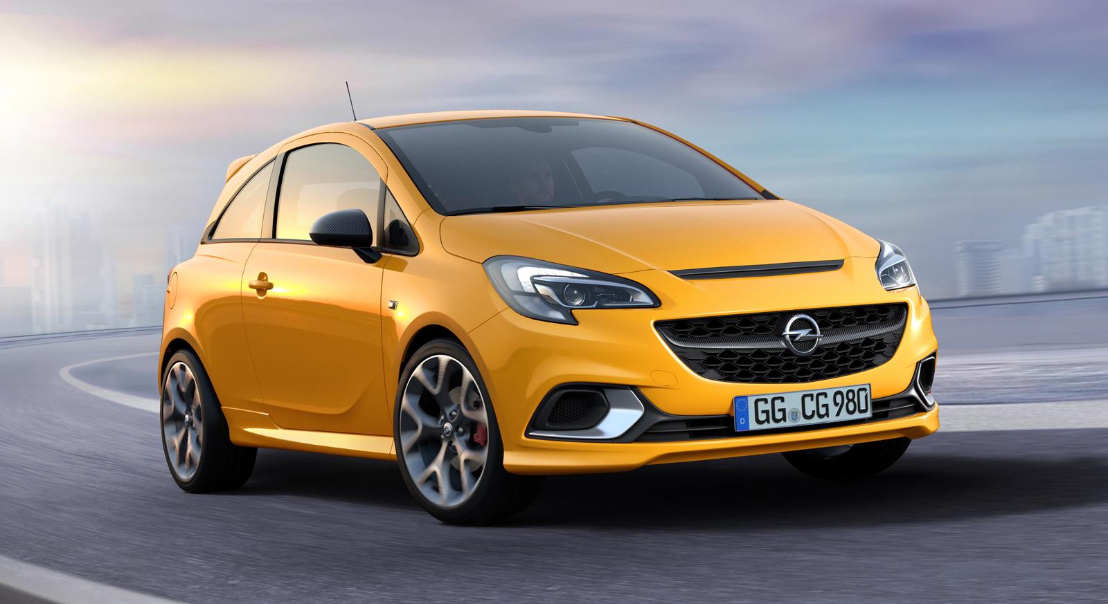 Foto de Opel Corsa (comparativa) (46/47)