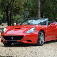 ¿Pagarías 330.000 euros por un Ferrari California solo porque tiene cambio manual?