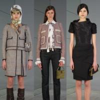 Balenciaga colección pre-otoño 2008/2009