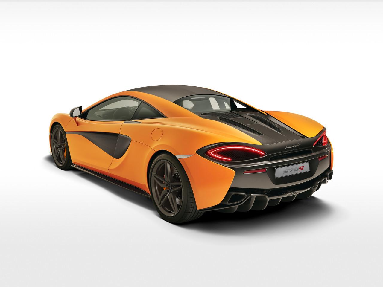Foto de McLaren 570S Coupé (15/30)
