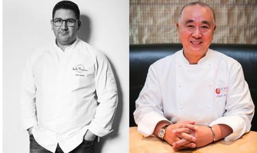 Homenaje a Nobu en la IV Edición de A Cuatro Manos, el evento gastronómico de Dani García