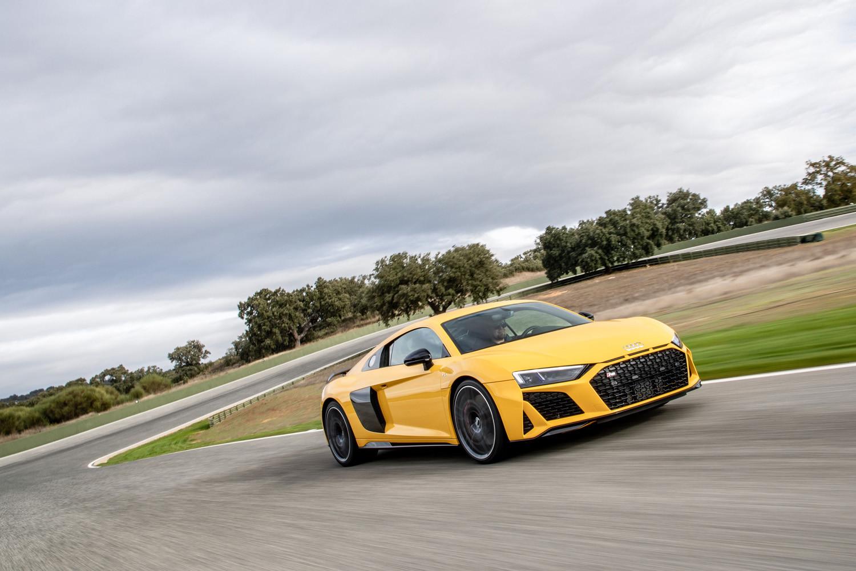 Foto de Audi R8 2019, toma de contacto (2/188)