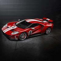Ford GT 67 Heritage Edition, así celebra la marca 50 años de su victoria en Le Mans