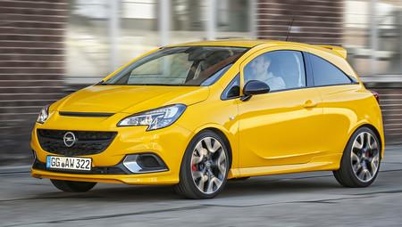 Confirmado: el Opel Corsa GSi equipa un motor 1.4 litros de 150 CV sobre un chasis OPC
