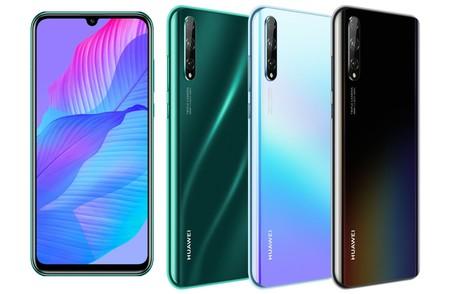 Las imágenes filtradas del Huawei P Smart S nos adelantan su diseño y su triple cámara de 48 megapíxeles