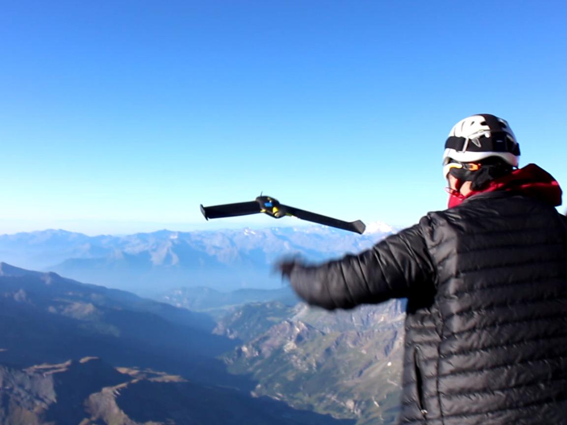 Foto de SenseFly eBee Matterhorn (10/15)