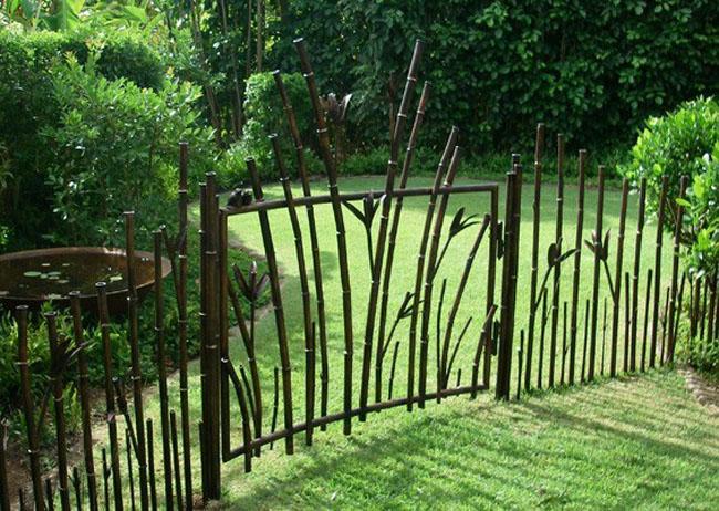 Verjas art sticas de hierro forjado - Verjas de hierro ...