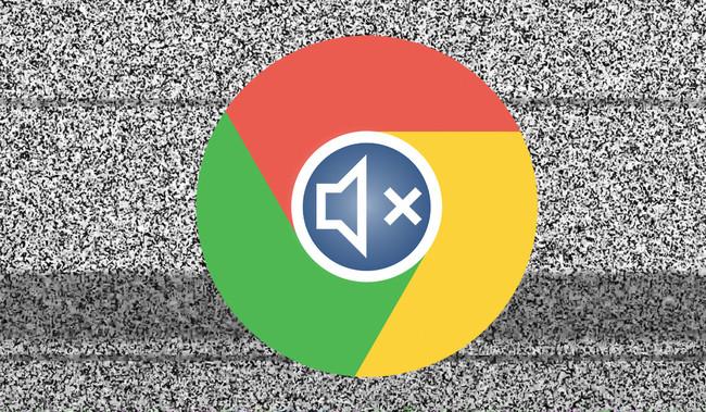 Chrome Audio Silenciar