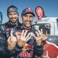 Stephane Peterhansel y Peugeot agrandan su leyenda ganando el Dakar 2016