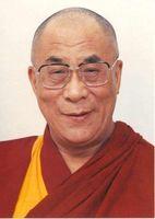 El Dalai Lama, su madre y la crianza
