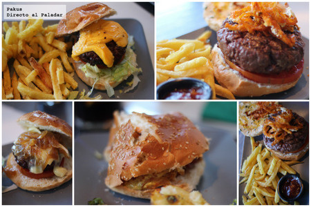 hamburguesas gourmet la vaca picada