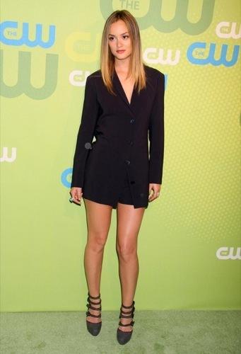 Blake Lively y Leighton Meester, estilo Gossip Girl: sus mejores looks de 2009. CW