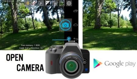Open Camera, el fin de las fotografías torcidas
