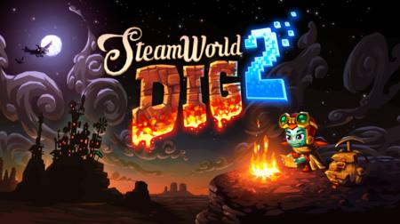 SteamWorld Dig 2 no se quedará sin su versión para Nintendo 3DS y saldrá a la venta el 22 de febrero