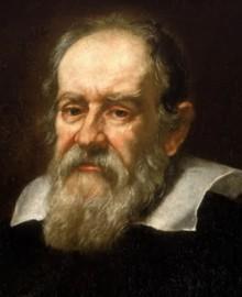 La luna dibujada por Galileo Galilei