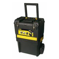 Oferta flash en Amazon: arcón de herramientas con ruedas Stanley STST1-70598 por 29,90 euros hasta medianoche