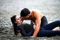 Fotos inéditas de Jacob Black (Taylor Lautner) y Bella Swan (Kristen Stewart)