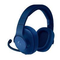 Si buscas auriculares gaming, hoy Amazon te deja los Logitech G433 Royal Blue por sólo 86,90 euros