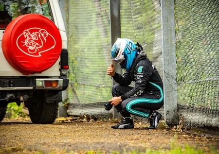 Bottas Imola F1 2021 2
