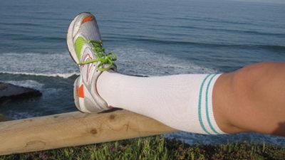 Elige adecuadamente tus calcetines para correr