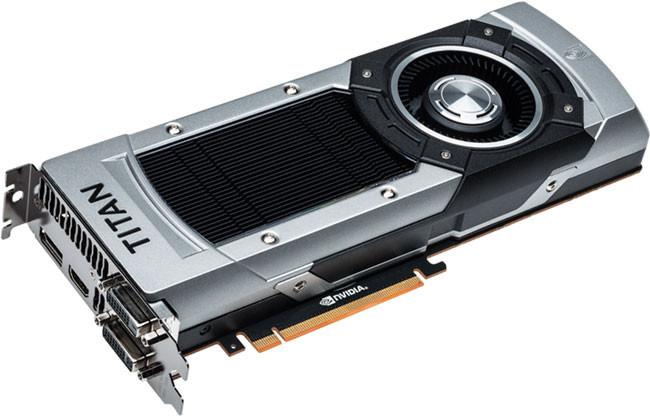 NVidia GTX TITAN Black sube la apuesta del GK110
