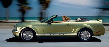 ¿Hardtop para el 2009 Ford Mustang?