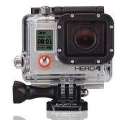 La HERO4 de GoPro ha «evolucionado»: vídeo 720p240, time lapse, ráfagas 30/6 y más