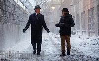 Tom Hanks y Steven Spielberg en la primera imagen de su nueva película juntos