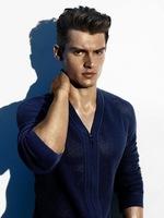 Calvin Klein Primavera-Verano 2012: seguimos nadando en un mar de azules e índigos