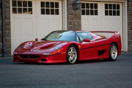 ¿Buscando un coche muy exclusivo? El primer prototipo del Ferrari F50 saldrá a subasta