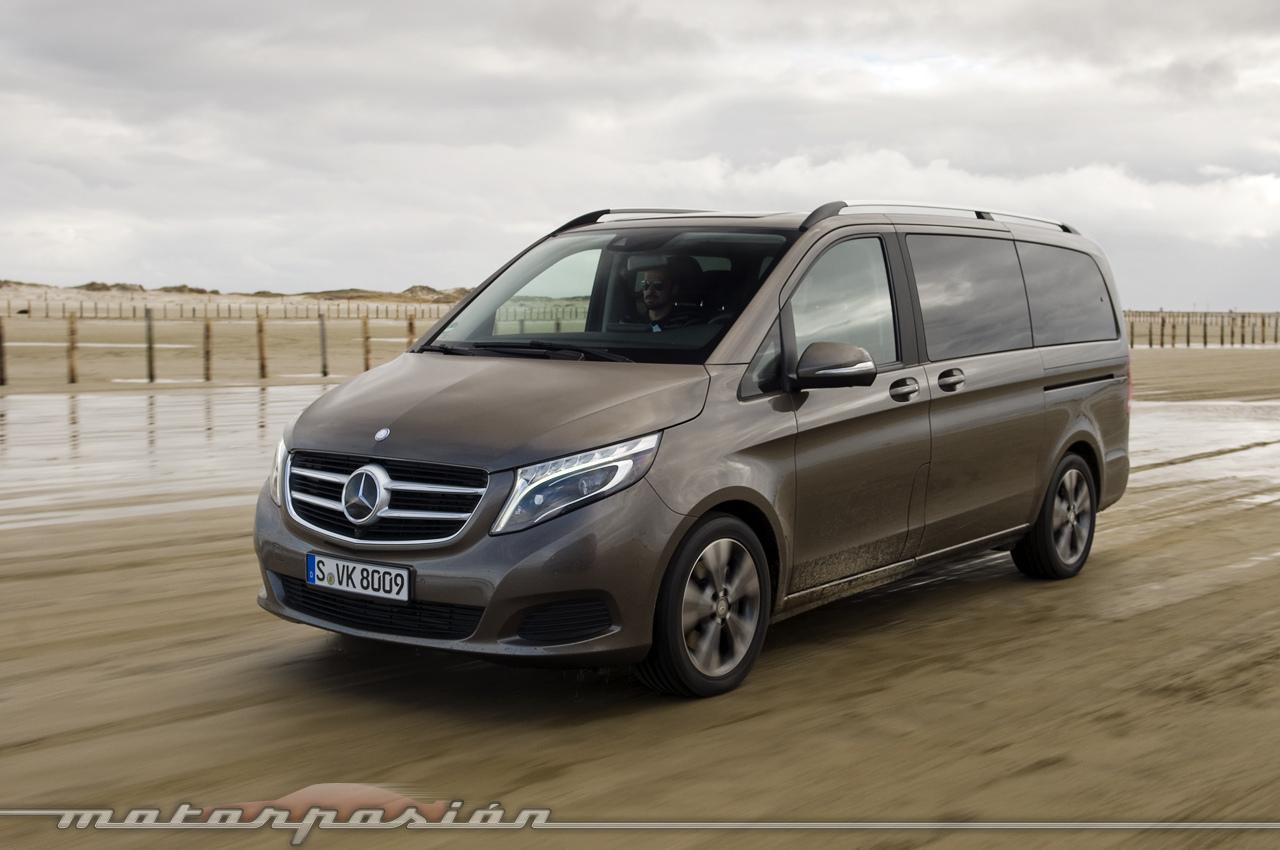 Foto de Mercedes-Benz Clase V (toma de contacto) (19/44)