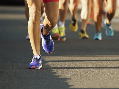 El negocio de las maratones