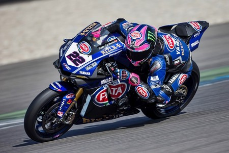 Alex Lowes Sbk Holanda 2018