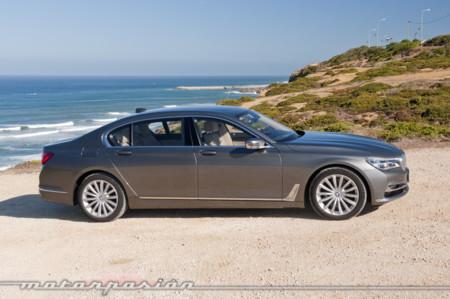 El BMW 730Li llegará a China con un motor de sólo cuatro cilindros