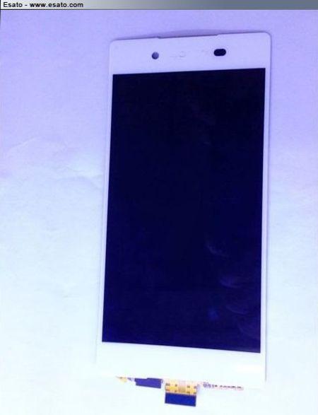Se filtra la posible pantalla del Xperia Z4 con resolución y tamaño